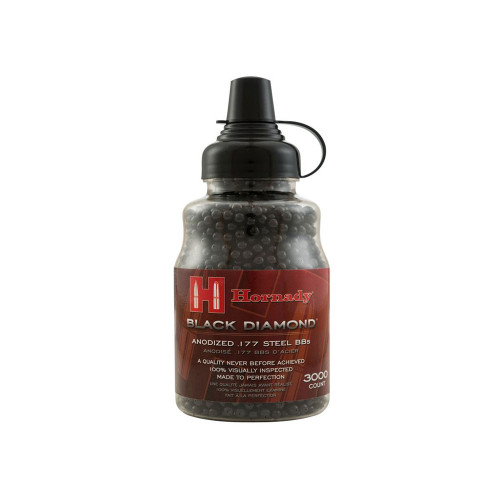 HORNADY 4.5MM BLK DIAMOND STEEL BB 1500