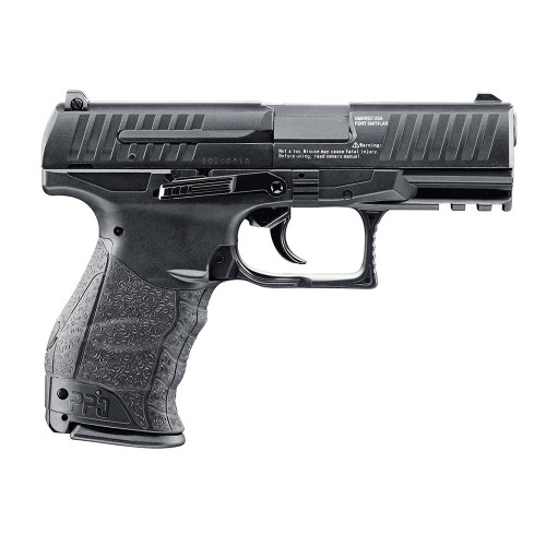WALTHER PPQ 4.5MM AIRGUN CO2