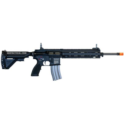 HK M27 IAR AIRSOFT AEG BLK ELITE