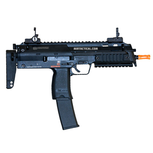HK MP7 NAVY AIRSOFT GBB BLACK