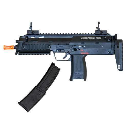 HK MP7 NAVY AIRSOFT GBB BLACK