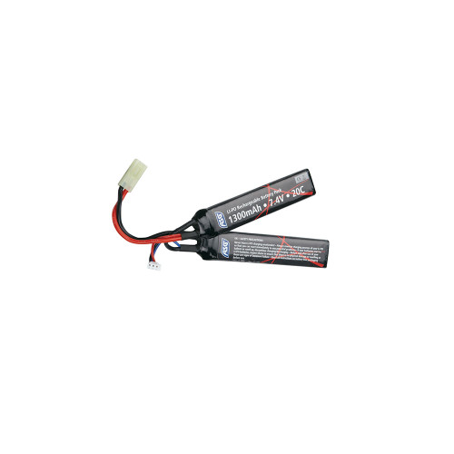 BATTERY 7.4V 1300MAH LIPO NUN CHUCK