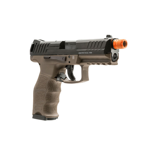 HK VP9 GBB AIRSOFT TWO TONE BLK/DE 6MM