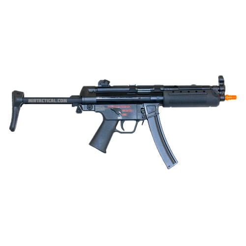 HK MP5 A5 AEG BLK ELITE W/3SH