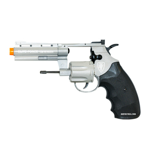 4 INCH AIRSOFT REVOLVER 6MM METAL GRAY