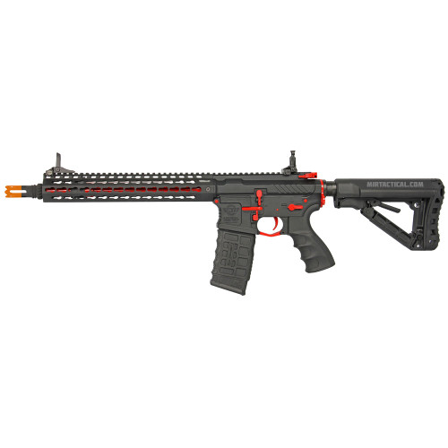 CM16 SRXL COMBAT MACHINE AEG RED AIRSOFT