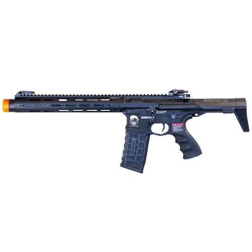 PDW15-AR AIRSOFT AEG RIFLE BLACK