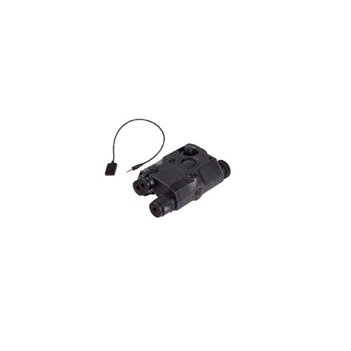 PEQ15 BATTERY CASE 7.4V BLACK