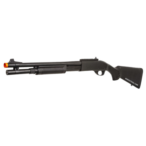 AIRSOFT GAS SCATTERGUN HDS BLACK