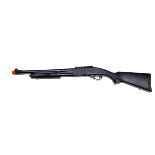 AIRSOFT GAS SCATTERGUN TSE BLACK