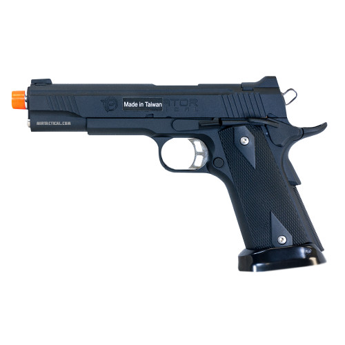 PREDATOR TACTICAL AIRSOFT 1911 PISTOL BL