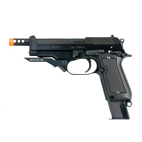 M93R AIRSOFT GBB PISTOL BLACK