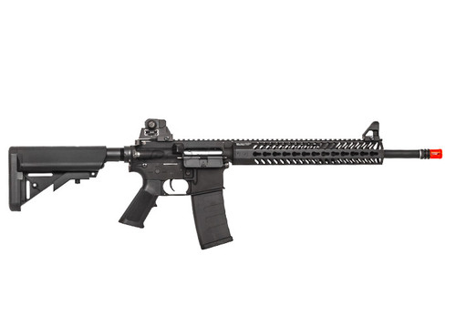 KR12 AIRSOFT AEG RIFLE BLACK