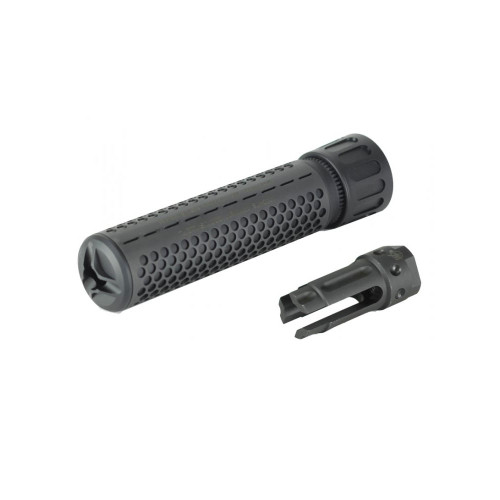 KAC QDC BARREL AIRSOFT EXTENSION BLACK