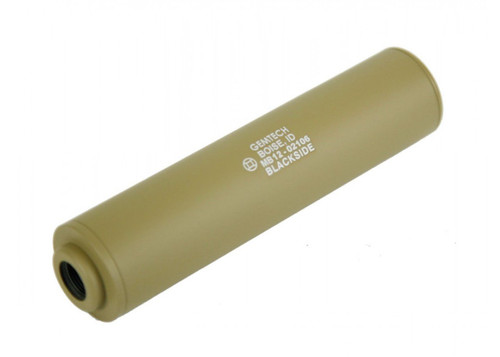 GEMTECH BLACKSIDE 14MM CCW EXT TAN