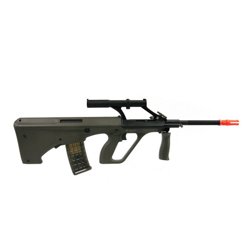STEYR AUG A1 RIFLE AIRSOFT AEG W/ SCOPE