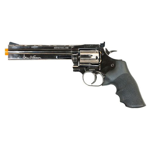 DAN WESSON 715 AIRSOFT REVOLVER 6` GREY