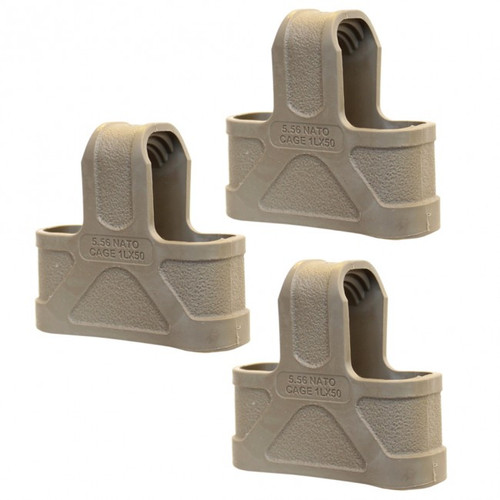 MAGAZINE ASSIST 5.56 FDE 3 PACK