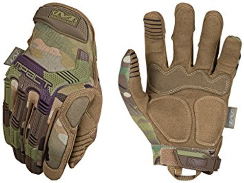 M-PACT GLOVES MULTICAM
