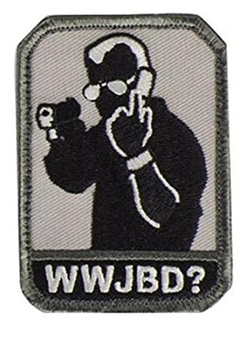 WWJBD? SWAT PATCH