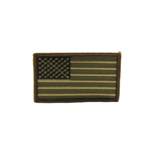 US FLAG DESERT PATCH
