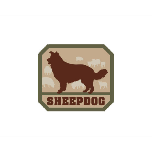 SHEEPDOG MULTICAM PATCH