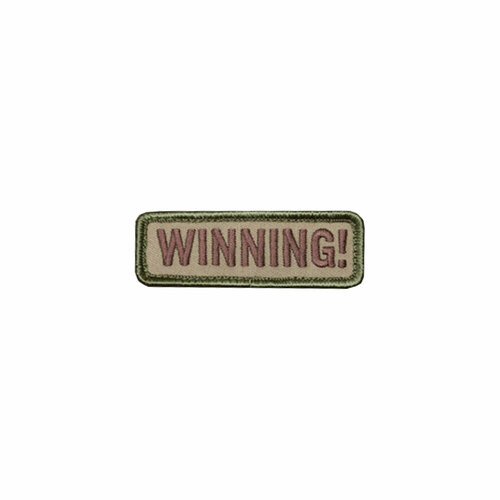 WINNING MULTICAM PATCH