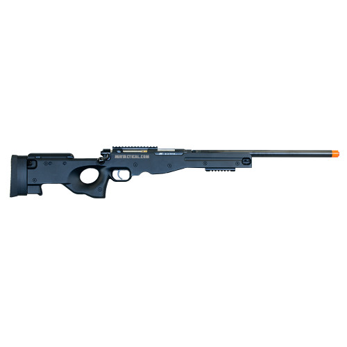 AW AIRSOFT .308 GAS SNIPER RIFLE BLACK