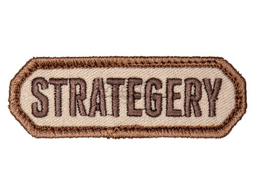 STRATEGERY DESERT PATCH