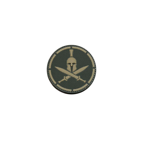 SPARTAN HELMET PVC MULTICAM PATCH
