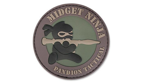 MIDGET NINJA RPG FOREST PATCH