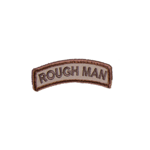 ROUGH MAN DESERT PATCH