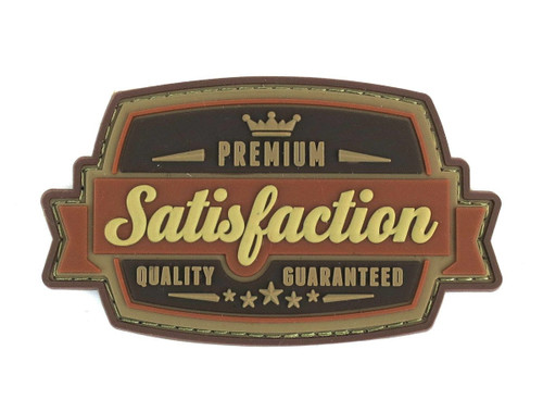 SATISFACTION DESERT PATCH