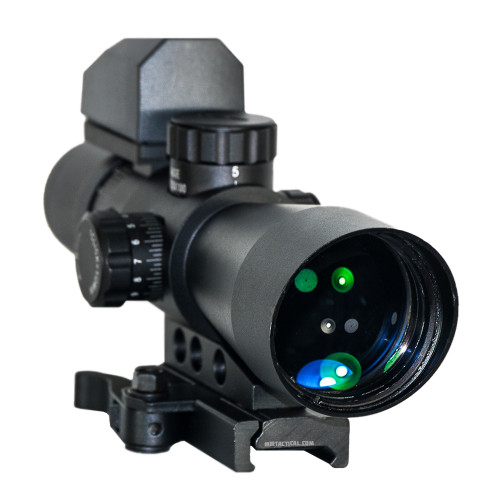 3-9X42 GEN II US SCOPE W/MICRO DOT BLACK