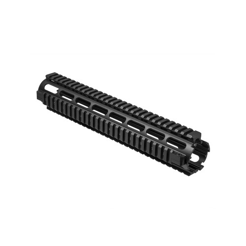 KEYMOD RAIL RIFLE LENGTH BLACK