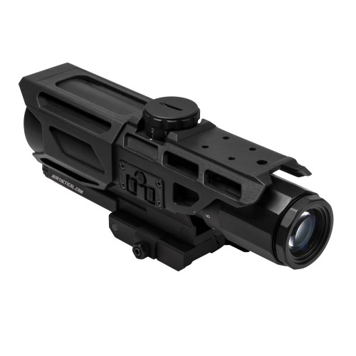 GEN 3 MARK 3 TACTICAL 3-9X40 SCOPE GEN 3 BLK