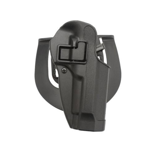 CQC SERPA HOLSTER MATTE BLACK 92/96