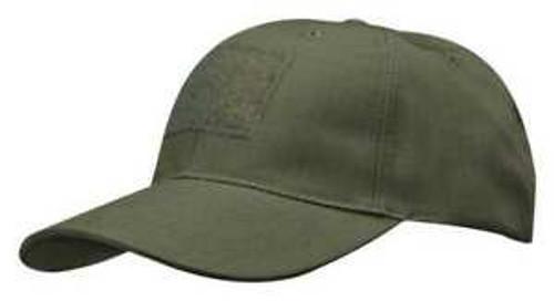 6 PANEL BASEBALL CAP W/LOOP OD