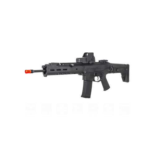 MASADA GBB 14.5 AIRSOFT RIFLE BLACK