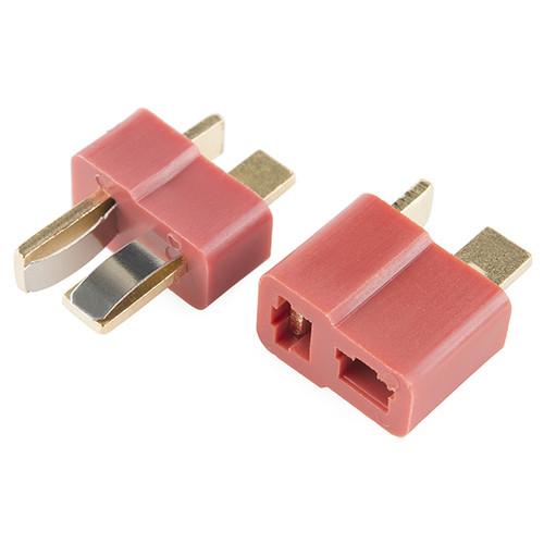 T CONNECTOR DEANS - PAIR