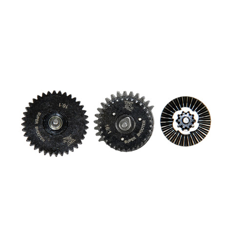 16:1 CNC GEARS HIGH SPEED