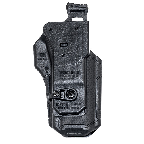 OMNIVORE LEVEL 2 LT HAND HOLSTER BLACK