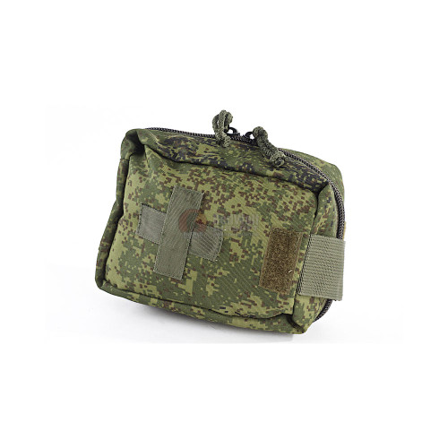 MOLLE MEDICAL POUCH DIGITAL FLORA