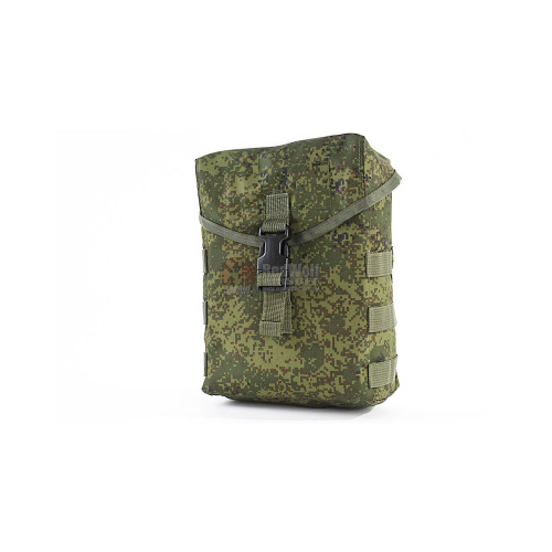 MOLLE PKM MACHINEGUN POUCH DIGITAL FLORA