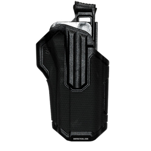 OMNIVORE LEVEL 2 RT HAND HOLSTER BLACK