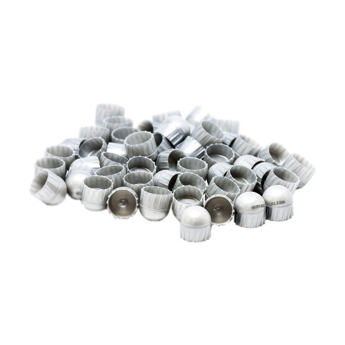 FSR 100 ROUND PAINTBALLS SILVER/WHITE