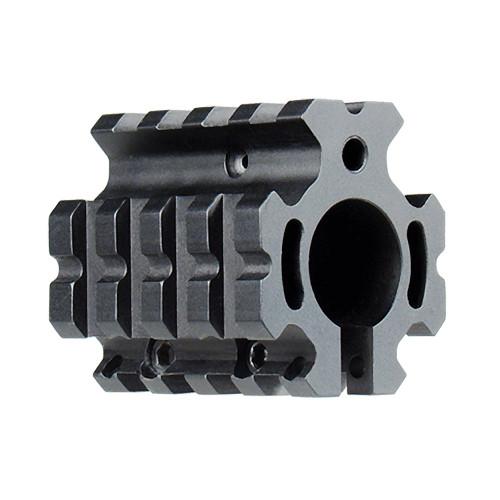 MODEL 4/15 GAS BLOCK MTU01