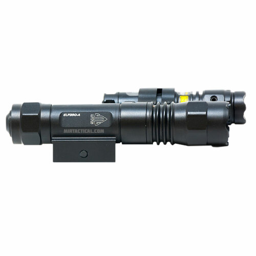 FLASHLIGHT GREEN LASER COMBO GEN 2 W/MNT
