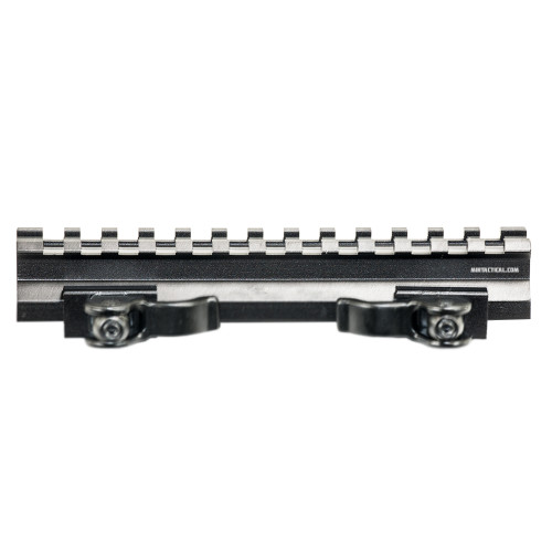 DOUBLE RAIL 13 SLOT ANGLE MOUNT W/QD