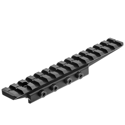 UNIVERSAL DOVETAIL TO 20MM RAIL ADAPTOR